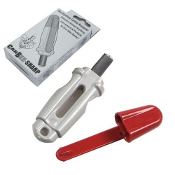 Multi-Head pocket carbide Sharpener