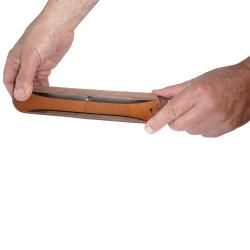 Cuir à rasoir extensible avec une charnière centrale ROCK' N LOAD