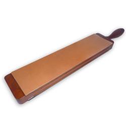 Cuir à rasoir extra large à double face magnétique interchangeable SUPEX 77