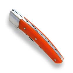 Le Thiers en pierre d'izmir orange 9 cm