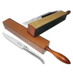 Affuteur à 4 faces pour couteau