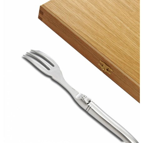 Fourchettes à Gateaux Laguiole Prestige Inox Finition Brillante - Image 797