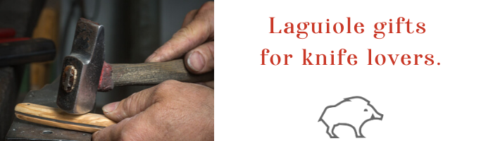 Laguiole gifts for knife lovers